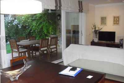 Townhouse on Spain's Costa Maresme, with a wine cellar and swimming pool